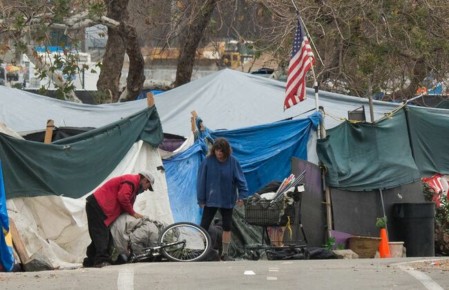 California Has Become America's First Third World State
