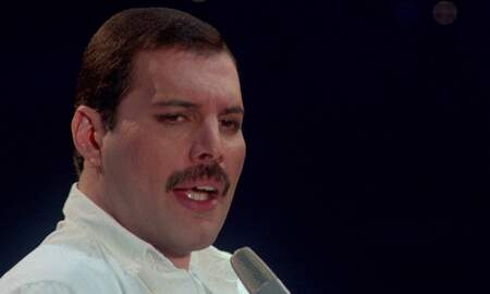 Rock News - Watch Freddie Mercury Sing Unreleased Version Of Time Waits For No One
