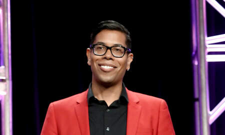 iHeartRadio Podcasts - Steven Canals Wants To Tell All The Stories