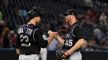 Mike Rice - Rockies Sweep D'backs With 6-4 Win In 10 Innings