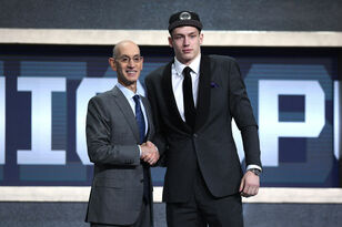 Spurs select Luka Samanic of Croatia in 1st Round of NBA Draft