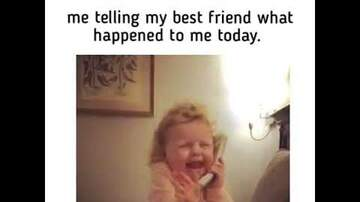 Barbi - Me Telling My BFF What Happened Today...