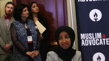 The Pursuit of Happiness - Rep Omar Supports Iran (Of Course)