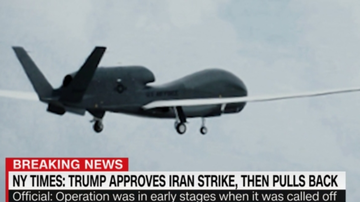 Home Grown Radio - Trump Approved Missile Strike On Iran, Aborted Before Launch