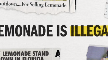 Steve - Lemonade Stands are Illegal in most states. Country Time Wants a Change