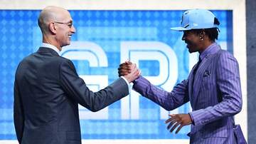 Sports Update - South Carolina Natives First Picks in the NBA Draft