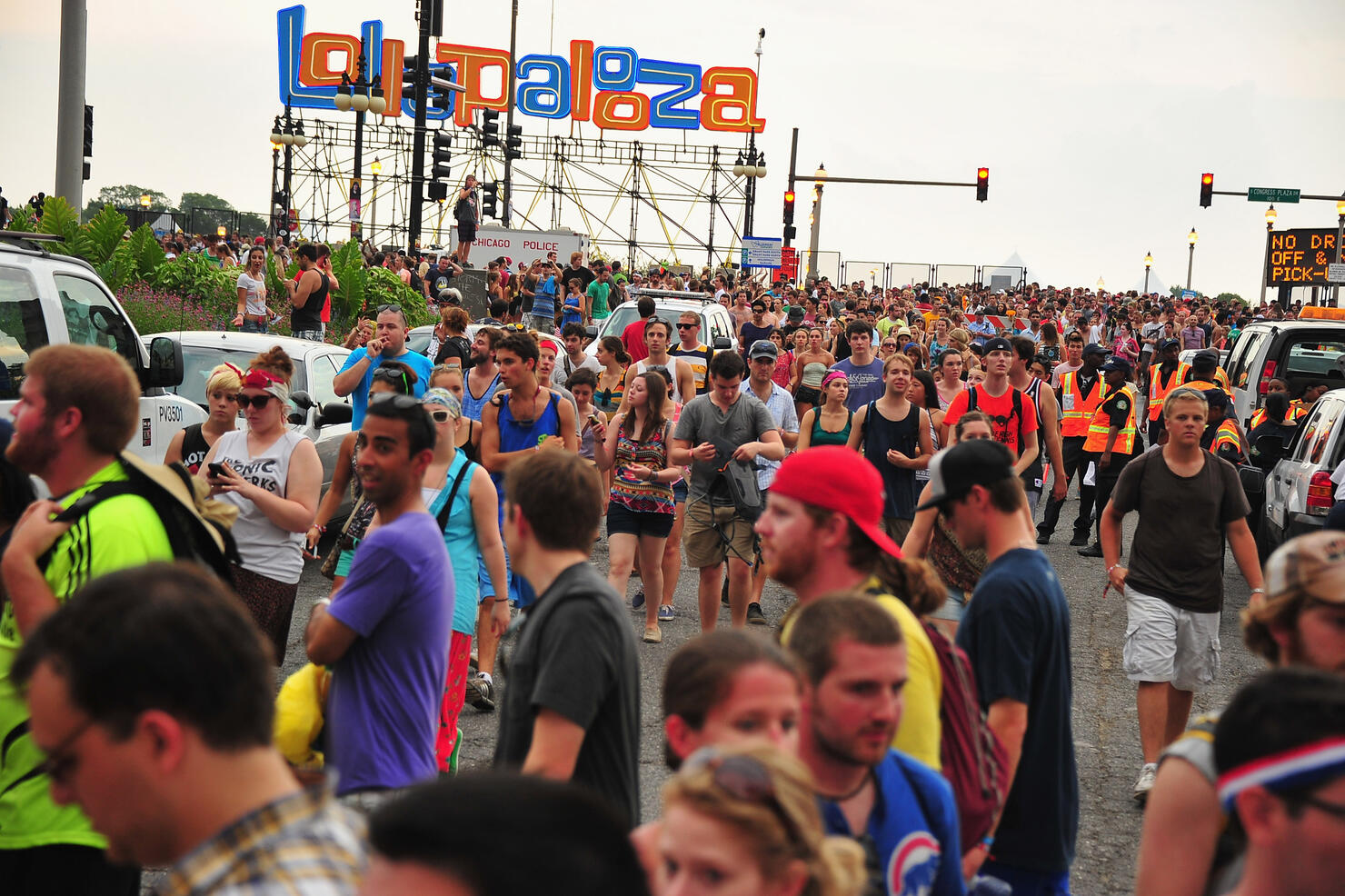 2012 Lollapalooza - Day 2