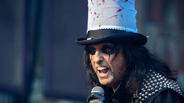 Ashley WNOE - Alice Cooper Reveals Death Pact With Wife Sheryl Goddard