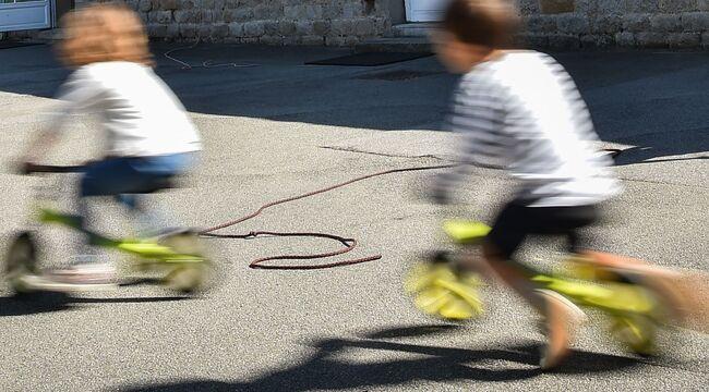FRANCE-EDUCATION-CHILDREN-SCHOOL