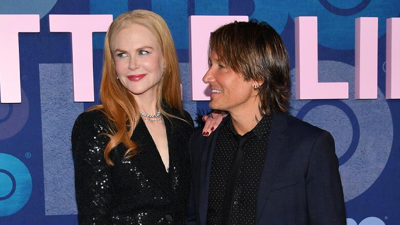 Keith Urban Crushes On Nicole Kidman's New Character