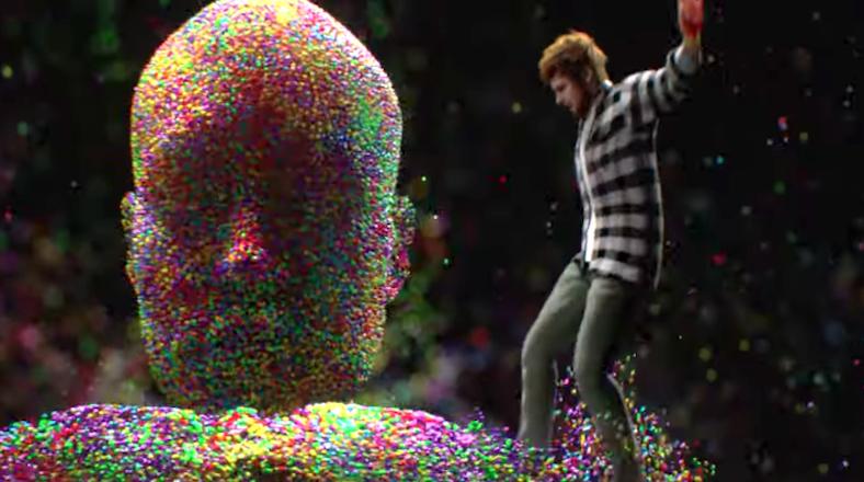 Ed Sheeran, Chance The Rapper & PnB Rock's 'Cross Me' Video Is CGI Heaven