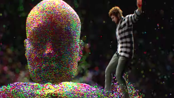Trending - Ed Sheeran, Chance The Rapper & PnB Rock's 'Cross Me' Video Is CGI Heaven