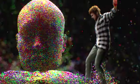 Trending - Ed Sheeran, Chance The Rapper & PnB Rock's 'Cross Me' Video Is CGI Heaven