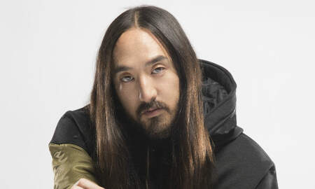 Trending - How to Party with Steve Aoki in Vegas By Listening to iHeartRadio via Alexa