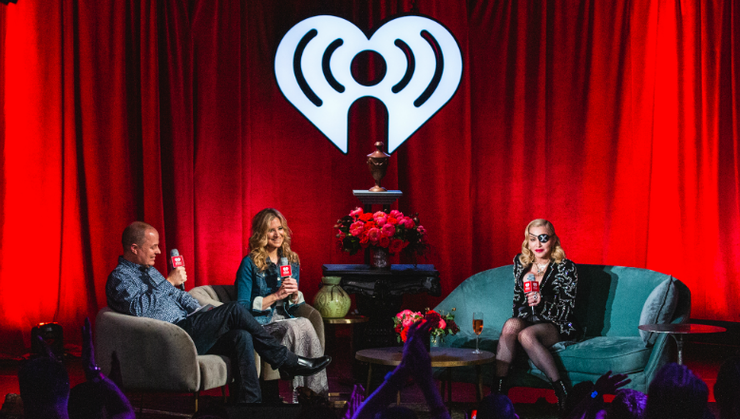 Why Madonna's New Album 'Madame X' Is A Full-Circle Moment For The Icon   iHeartRadio