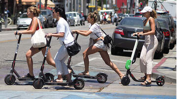 Florida News - Fort Lauderdale Discusses E-Scooter Safety