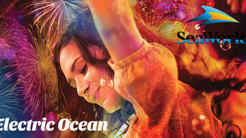 Contest Rules - Win tickets to SeaWorld's Electric Ocean Spectacular