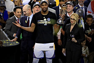 Ric Bucher: The NBA Titles Are Over For Golden State If Kevin Durant Leaves