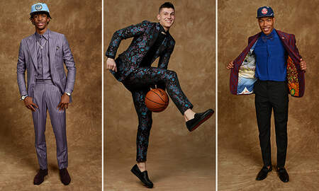 Sports Top Stories - The Best Dressed at the 2019 NBA Draft