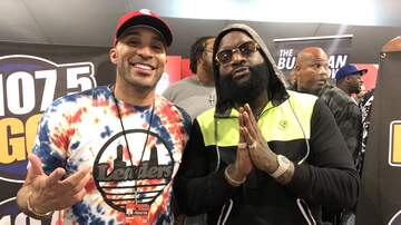 Tone Kapone - Tone Kapone is LIVE with Rick Ross!