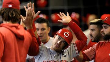 Lance McAlister - Everyone having fun? Reds make it six in a row!