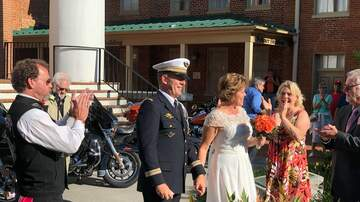 Photos - Hog Rally Wedding at Friday Night Live
