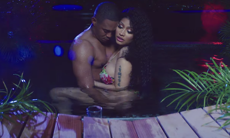 Entertainment News - Are Nicki Minaj And Her Boyfriend Kenneth Petty Getting Married (For Real)?