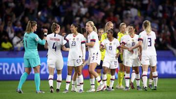 WOOD Radio Local News -  U.S. women's team and U.S. Soccer agree to mediate discrimination lawsuit