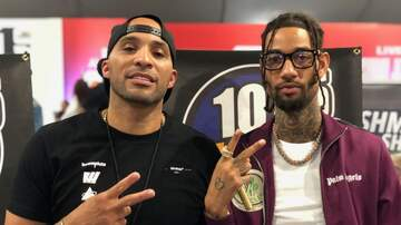Tone Kapone - Tone Kapone is LIVE with PNB Rock