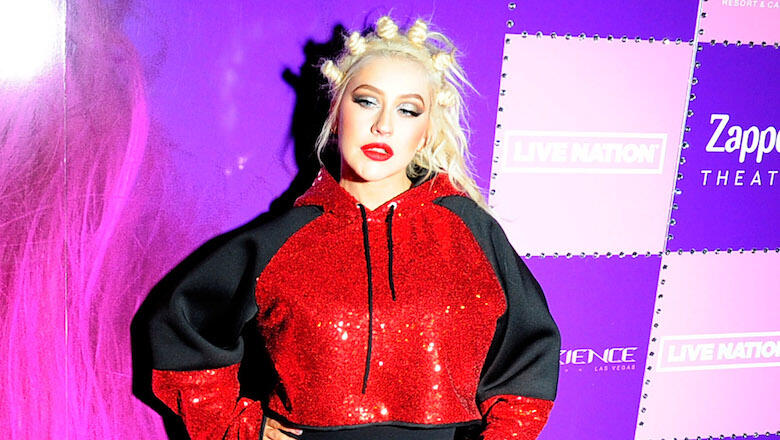Christina Aguilera Celebrates 'Genie In A Bottle' 20 Years Later