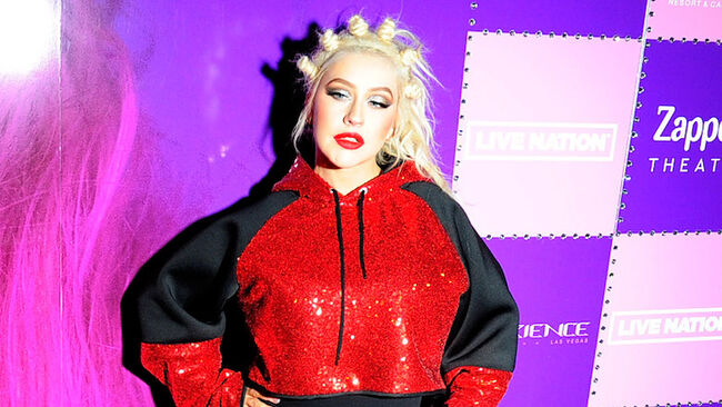 "Red Carpet For The Grand Opening Of ""Christina Aguilera: The Xperience"" Residency"