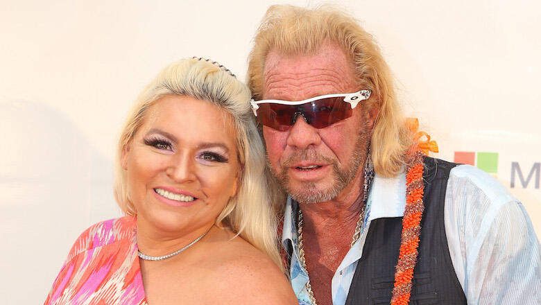 Beth Chapman From 'Dog The Bounty Hunter in coma