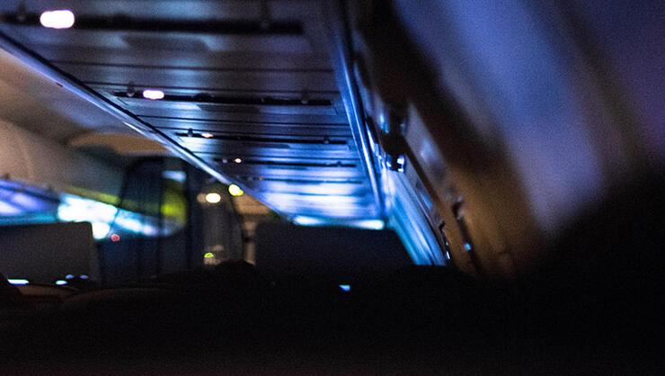 Late Night Flight