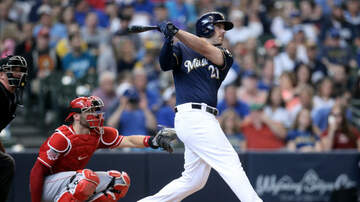 Brewers - Woodruff powers Brewers past Reds for series split on Sunday