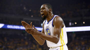 Beat of Sports - The Kevin Durant Sweepstakes Has Begun