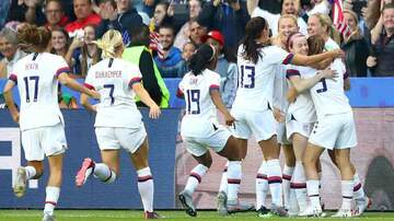 Local News - City Hall Plaza Hosting Free Watch Party For Women's World Cup