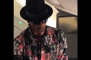 Cam Newton gets TURNED DOWN... offers man $1500 to switch plane seats