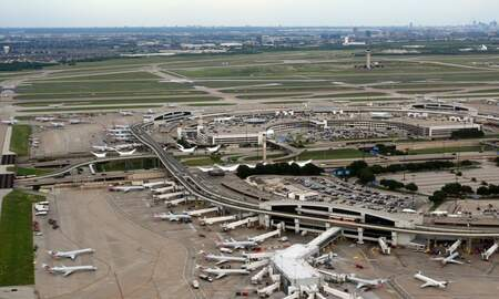 Texas News - Lightning Blamed For Communications Breakdown At Dallas Airports