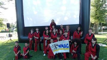 Photos - Movies in the Park Kernersville 6/21/19
