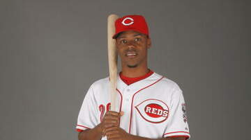 Lance McAlister - Former Reds player has hit streak spanning a decade