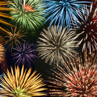 Find out when and where Fireworks Displays are happening!