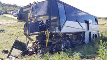 National News - Two People Killed When Church Bus Crashed In Colorado