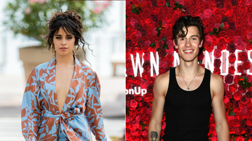 Entertainment News - Camila Cabello Pens Sweet Letter To Shawn Mendes
