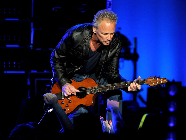Fleetwood Mac Performs At The Staples Center