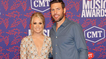 Headlines - Carrie Underwood + Mike Fisher Sing And Make Baby Jacob Cry
