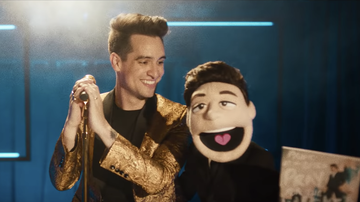 Entertainment News - Panic At The Disco Score Another Gold-Certified Single
