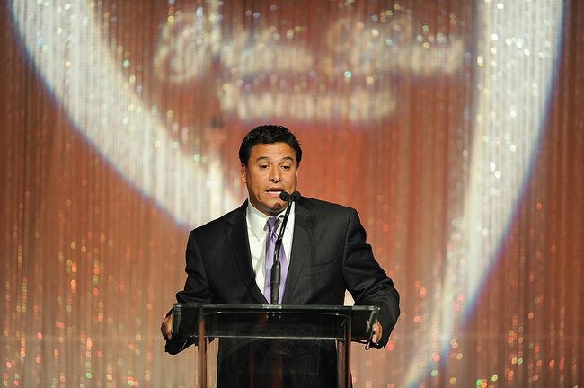 11th Annual Golden Heart Awards - Inside