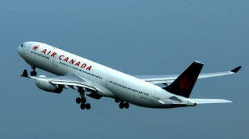 Erik Zachary - Air Canada Passenger Was Left On Plane Long After Flight Ended