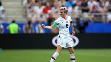 In The Zone - USWNT Beats Spain 2-1 Thanks to Megan Rapinoe Penalty Kicks