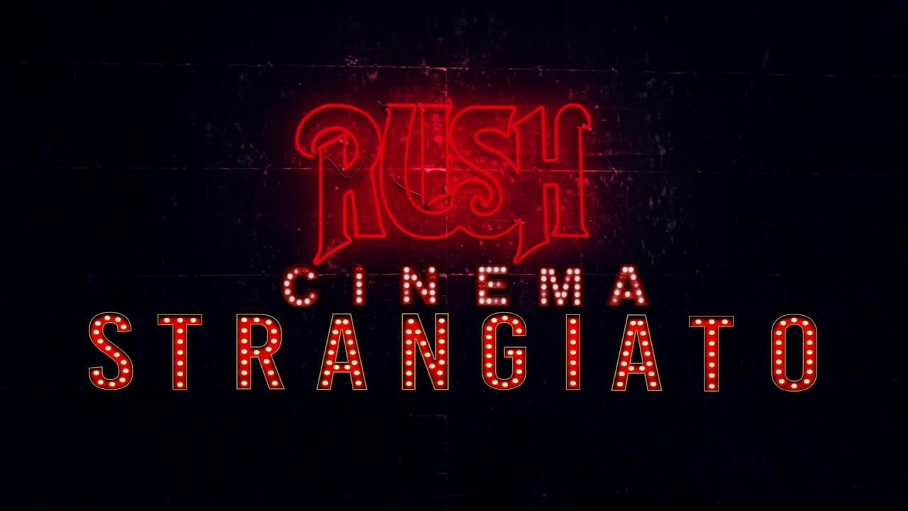 Watch The Trailer For Upcoming RUSH Film 'Cinema Strangiato'